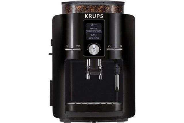 how to clean krups ea8250