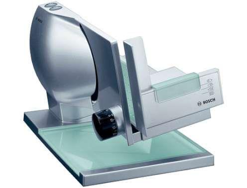 Bosch MAS9101N Szeletelőgép ezüst-metál