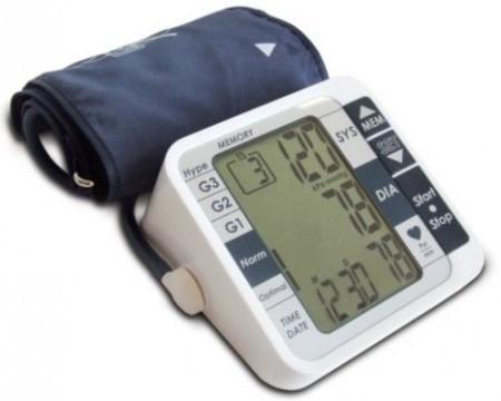 Vérnyomás / pulzusmérők
