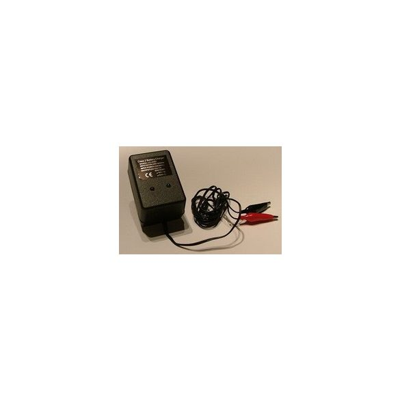 RedDot 12V 0.3A zselés akkumulátor töltő