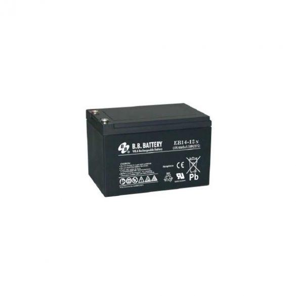B.B. Battery EB12/14N 12V 14Ah ciklikus akkumulátor