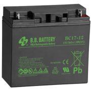 B.B. Battery BC17-12 12V 17Ah zselés akkumulátor