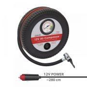 DeLight 12V szivargyújtós kompresszor (55806)
