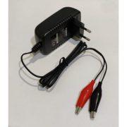 RedDot 6V 1A zselés akkumulátor töltő