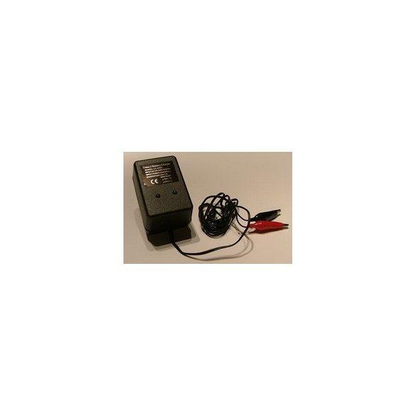 RedDot 6V 2A zselés akkumulátor töltő