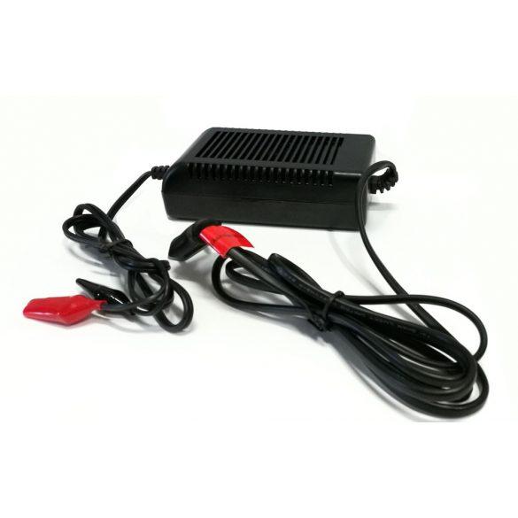 RedDot 6V 4A zselés akkumulátor töltő