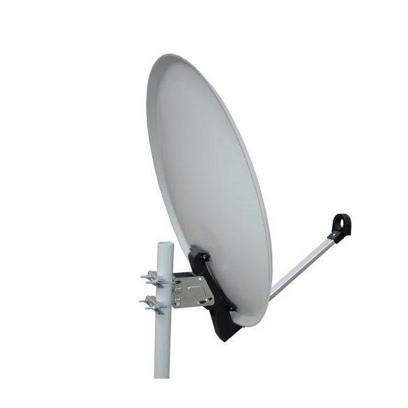 AMIKO D80 ASC acél parabola antenna