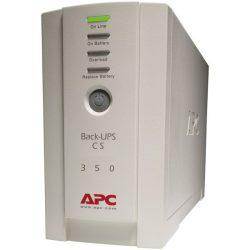 APC Back-UPS CS 350VA szünetmentes tápegység