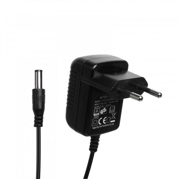 Adapter 6V 0.5A DC (51124C)