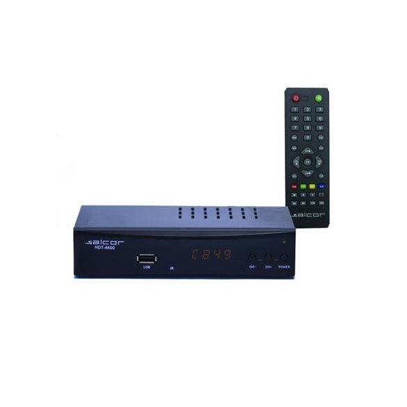 Alcor HDT-4400 földi digitális vevő beltéri egység