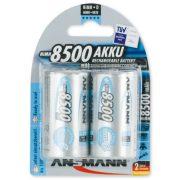 Ansmann MaxE D 8500mAh Ni-MH akkumulátor