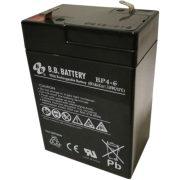 B.B. Battery BP4-6 6V 4Ah zselés akkumulátor