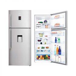 Beko DN156720DX felülfagyasztós hűtő