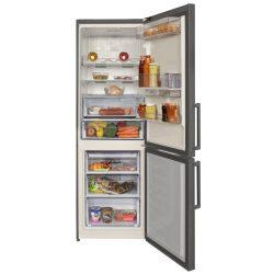 Beko RCNA365E20DZX alulfagyasztós hűtő