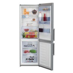 Beko RCNA365E32DZX alulfagyasztós hűtő