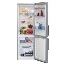 Beko RCNA365E32X alulfagyasztós hűtő
