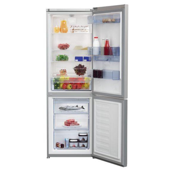 Beko RCSA365K20DS alulfagyasztós hűtő