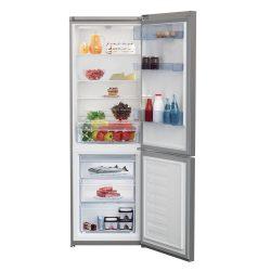 Beko RCSA365K20S alulfagyasztós hűtő