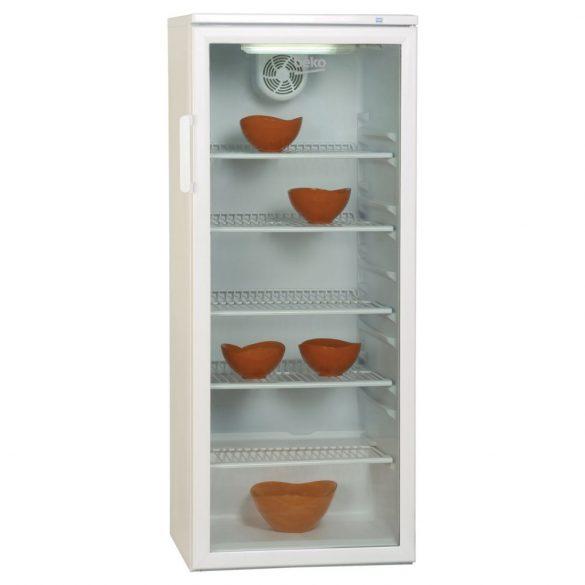 Beko WSA24000 üvegajtós hűtő