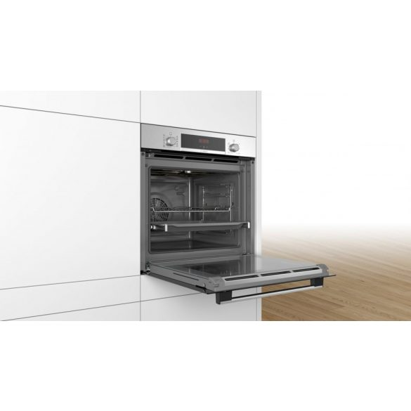 Bosch HBA573ES0 Beépíthető sütő - inox