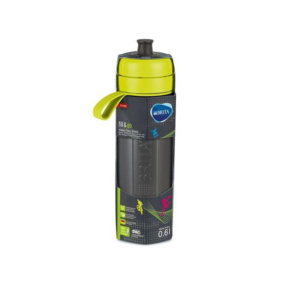 Brita Fill&Go Active vízszűrős kulacs - 600ml - lime