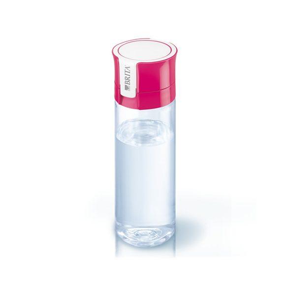 Brita Fill&Go Vital vízszűrős kulacs - 600ml - pink