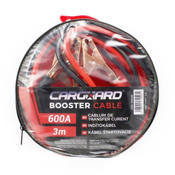 Carguard indítókábel (bikakábel) 600A 3m (55813)