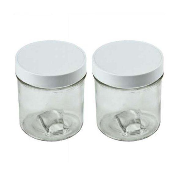 Cuisinart YM402E Joghurtkészítő géphez pohár szett (2x250 ml)