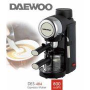 Daewoo DES-484 presszó kávéfőző