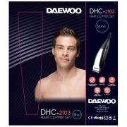 Daewoo DHC-2103 hajvágó 16in1