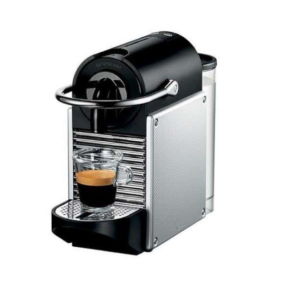 DeLonghi Nespresso Pixie EN125.S kapszulás kávéfőző