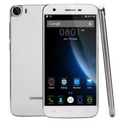 Doogee F3 mobiltelefon (fehér)