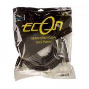 Econ E-516 HDMI 1.4 aranyozott kábel 15m