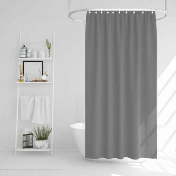 Family Pound zuhanyfüggöny - 178x183cm - szürke (11527A)