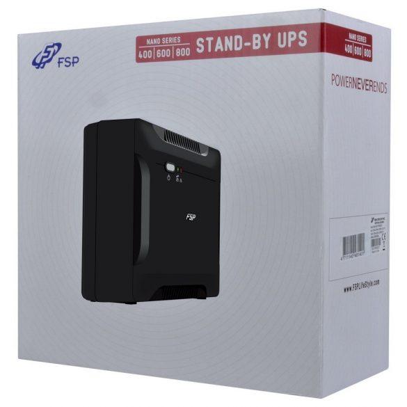 FSP NANO800 PPF4800305 szünetmentes tápegység