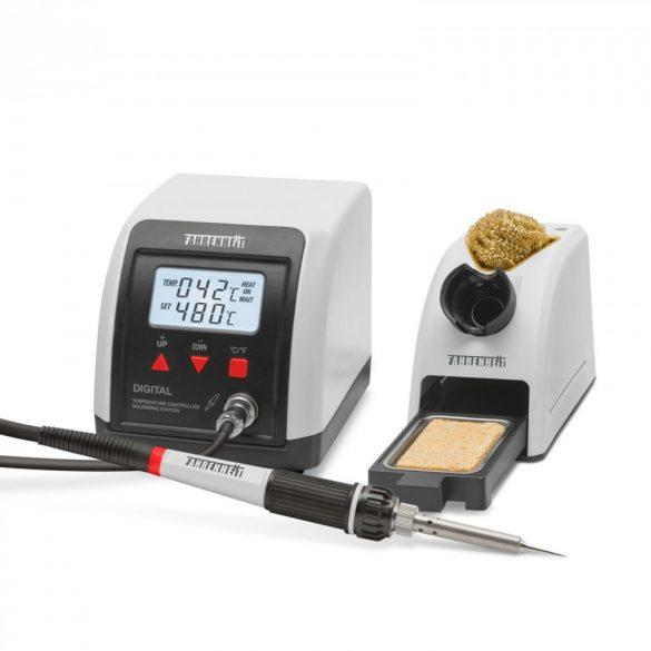 Fahrenheit digitális forrasztóállomás (28013)