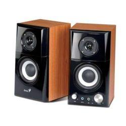 Genius SP-HF500A wood 14W hangszóró