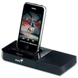 Genius SP-I500 2W fekete Apple mobil hangszóró