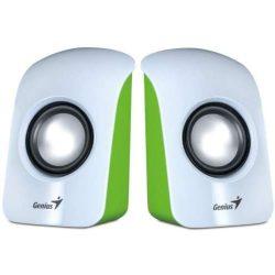 Genius SP-U115 1.5W USB fehér hangszóró