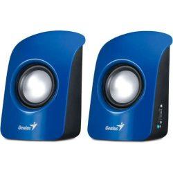 Genius SP-U115 1.5W USB kék hangszóró