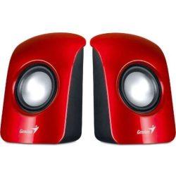 Genius SP-U115 1.5W USB piros hangszóró