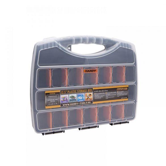 HANDY Műanyag rendszerező doboz (10964)