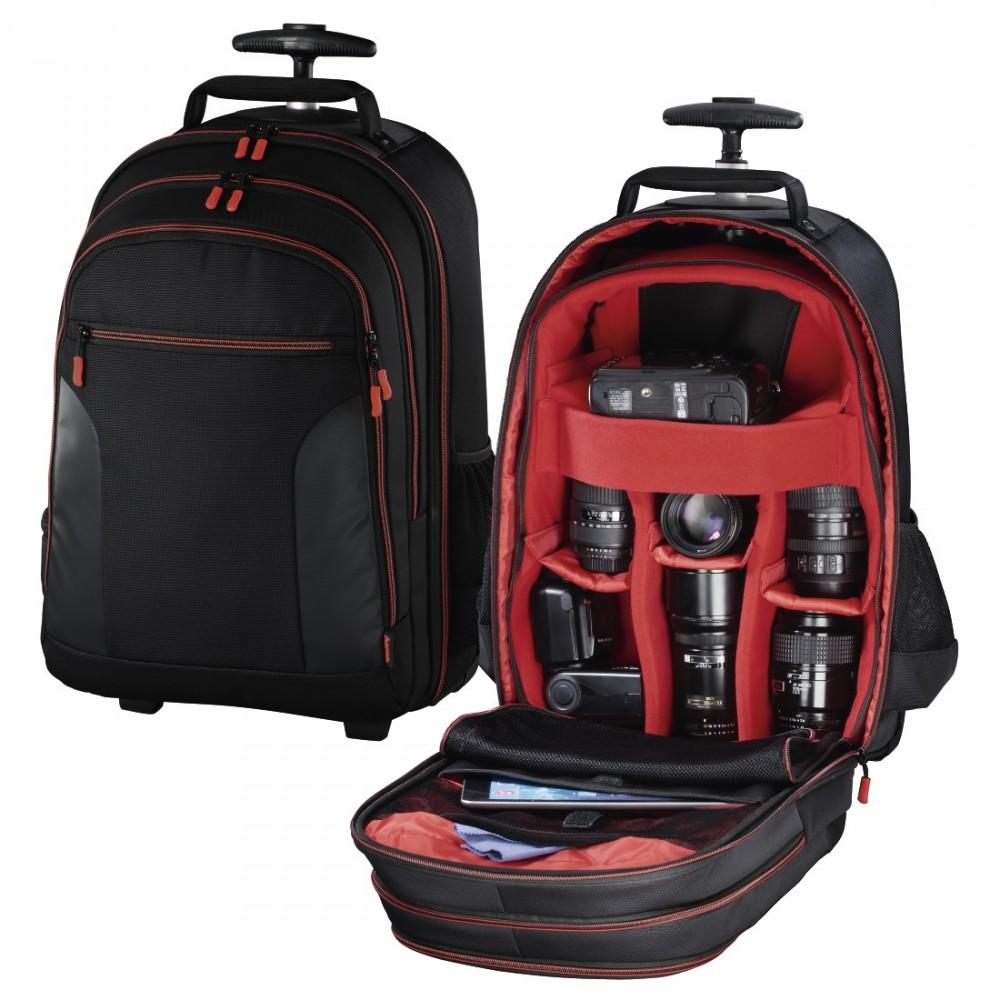 4d809d7c9922 Hama MIAMI 200 III trolley fotós hátizsák - fekete (139854) a ...