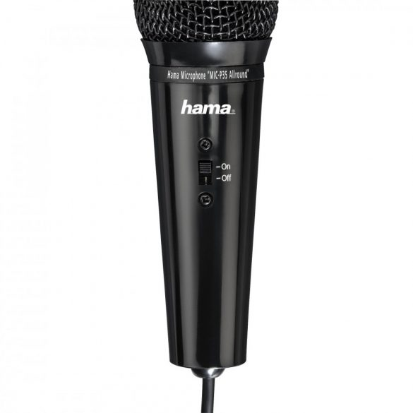 Hama MIC-P35 ALLROUND asztali mikrofon (139905)