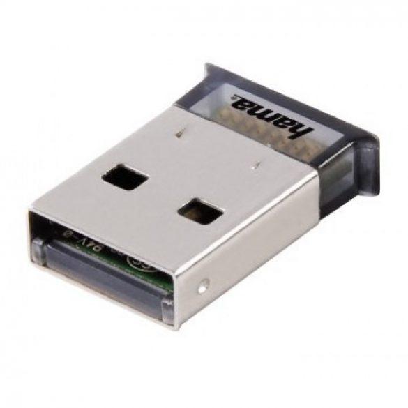 Hama Nano Bluetooth 4.0 USB adapter class 2 (49218)