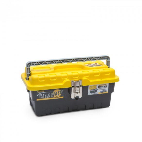 Handy WASP műanyag szerszámosláda (10945A)