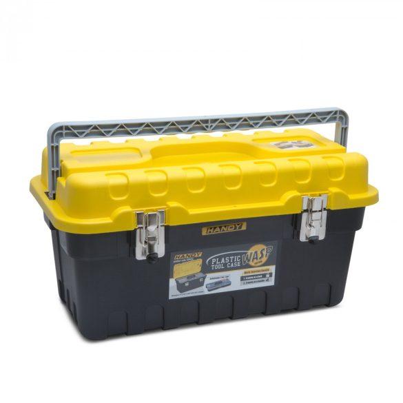 Handy WASP műanyag szerszámosláda (10945C)