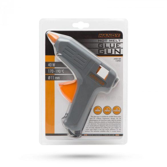 Handy ragasztópisztoly 11mm - szürke (11099GY)