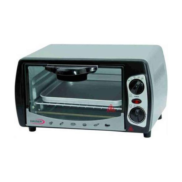 Hauser TO910S Mini elektromos sütő