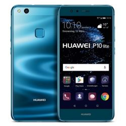 Huawei P10 Lite DualSIM mobiltelefon - kék